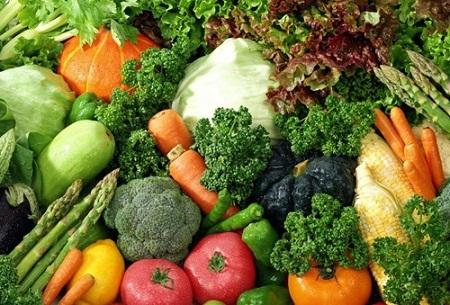 Bị tinh trùng loãng nên ăn gì - Các loại rau củ chứa vitamin C, E
