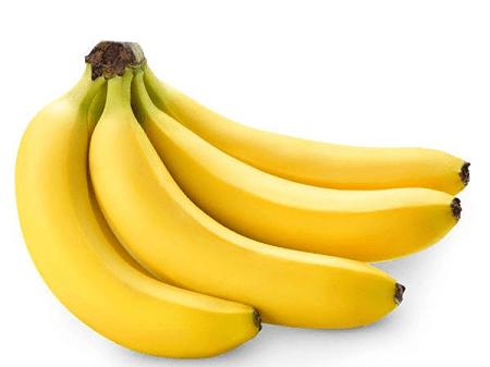 Chuối - Thực phẩm cho người tinh trùng loãng