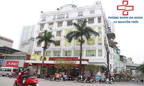 Địa chỉ phòng khám đa khoa tốt tại Hà Nội